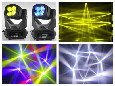 Многолучевая LED DMX Beam голова
